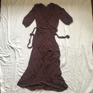YFB On The Road Maxi Dress NWOT Medium